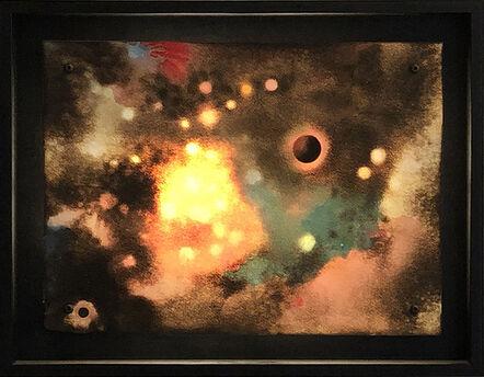 Paul Chojnowski, 'Celestial Red & Green ', 2016