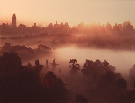 Ruth Orkin, 'Sheep's Meadow, 6:00 a.m. ', 1971