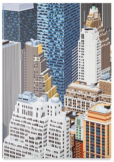 Daniel Rich, 'Midtown, NYC', 2020