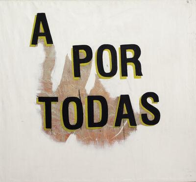 Gustavo Marrone, 'A por todas', 2008