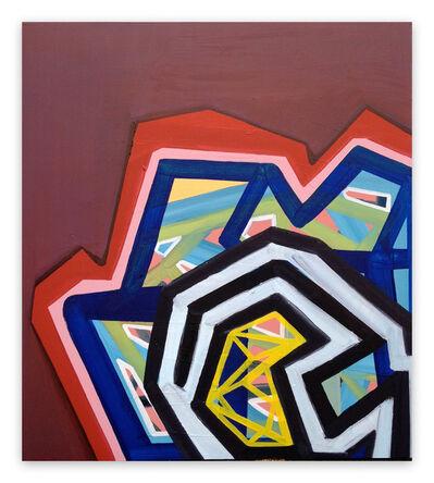 Ashlynn Browning, 'Dynamo (Abstract painting)', 2016