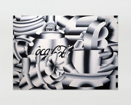 Geoffrey Bouillot, 'Nature Coke', 2021