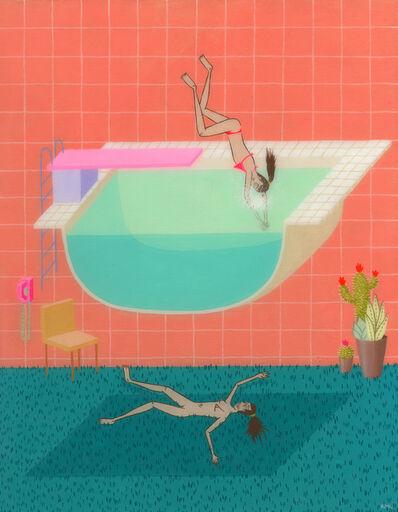 Kristen Liu-Wong, 'I Can't Dive', ca. 2014