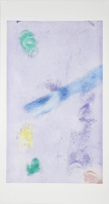Andrea Büttner, 'Phone Etchings', 2015