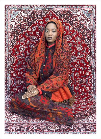 Tony Gum, 'Indian Lady', 2014-2015