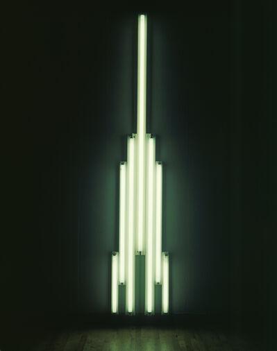Dan Flavin, ''Monument' for V. Tatlin', 1966-1909