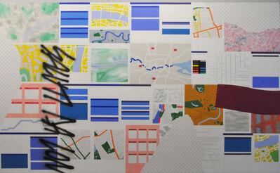 Flavio De Marco, 'Paesaggio con veduta (Londra I)', 2010
