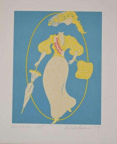 Robert Indiana, 'Constance Fletcher - Mother of us all portfolio', 1977