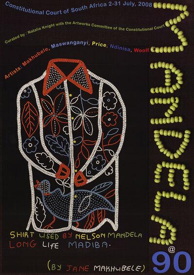 Jane Makhubele, 'Mandela', 1990