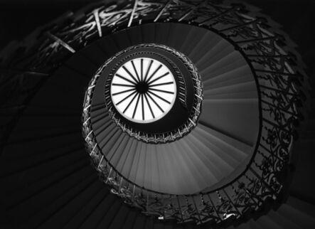 Arnold Kastenbaum, 'Queen's House Staircase'
