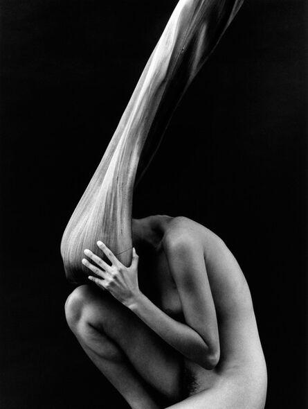 Kim Weston, 'Nude & Palm, Los Angeles, CA', 2009