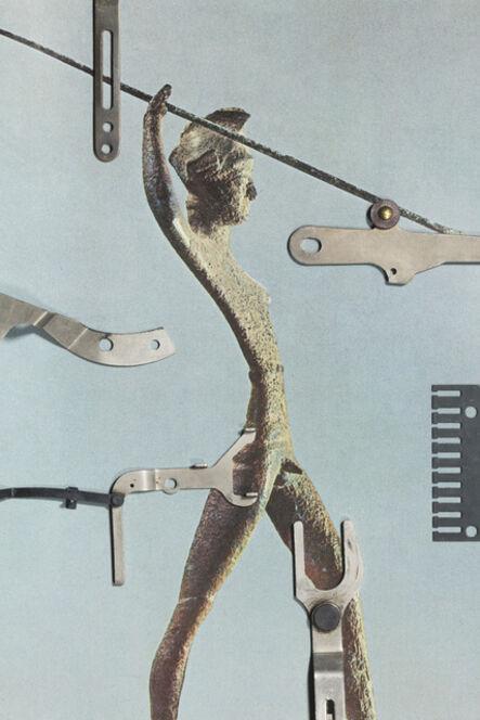 Matthew Lange, 'Untitled (Relics of the Plummet Machine)     ', 2014