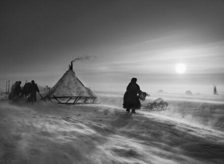 Sebastião Salgado, 'Nenets people. Yamal peninsula. Siberia. Russia.', 2011