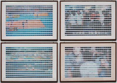 Zheng Guogu, 'Ten Thousand Customers', 1997-2005
