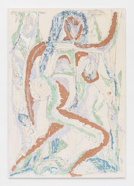 Johannes VanDerBeek, 'Running in Grass', 2014