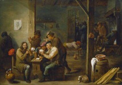 David Teniers the Younger, 'Tavern Scene', 1658