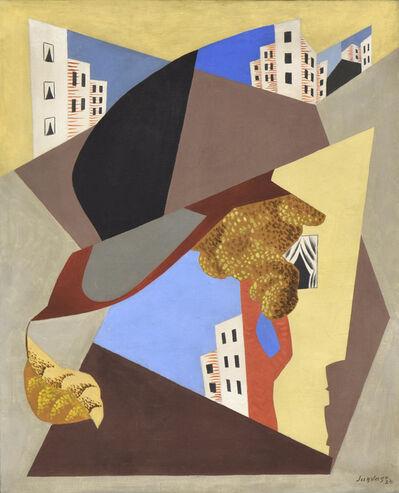 Leopold Survage, 'Ville', 1924