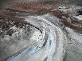 Edward Burtynsky, 'Colorado River Delta #14, Baja', 2012