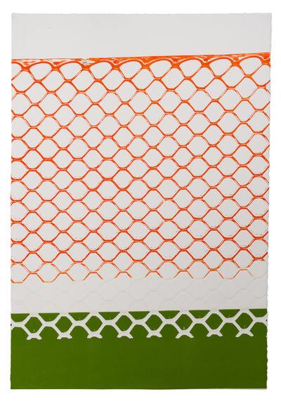 Kahlil Robert Irving, 'Fence; grass on both sides', 2016