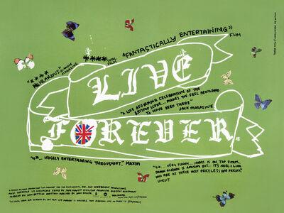 Damien Hirst, 'Live Forever', 2003