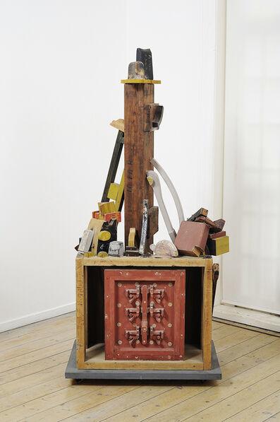 Robert Klippel, 'Opus No 811', 1989