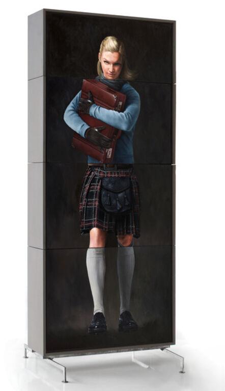 Andreas Eglund, 'The Suitcase', 2015