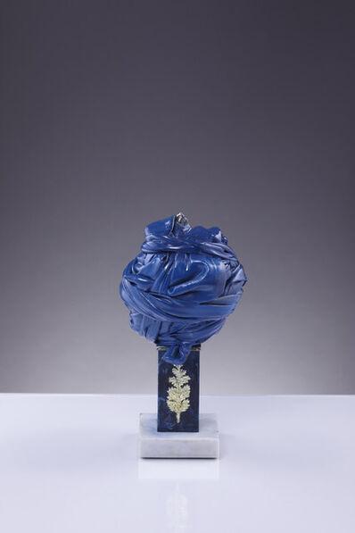 Wayne Warren, 'Trophy (blue #1)', 2014