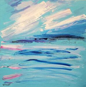 Vian Borchert, 'Blue Waves', 2020