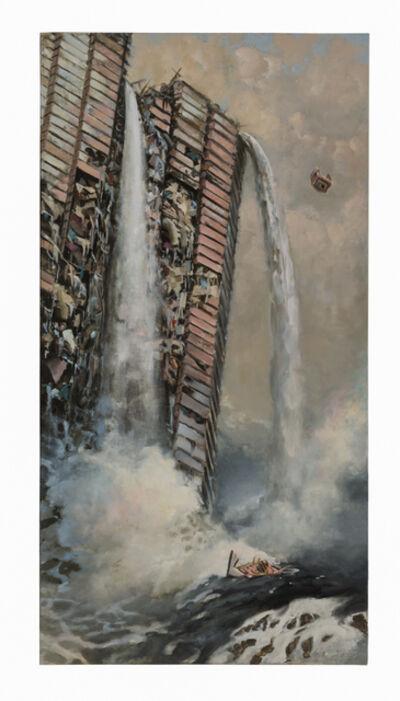 Scott Greene, 'Deposition II: Cascade', 2015