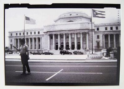 Lotty Rosenfeld, 'El Capitolio - San Juan - Puerto Rico ', 1994