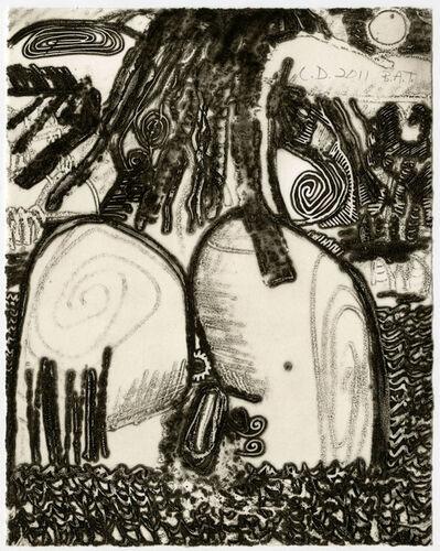 Carroll Dunham, 'The Nude #5', 2011