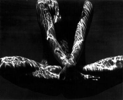 Brett Weston, 'Untitled (Underwater Nudes) ', 1980