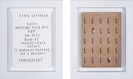Anthony Mastromatteo, 'Extra Strength (Pair)', 2015