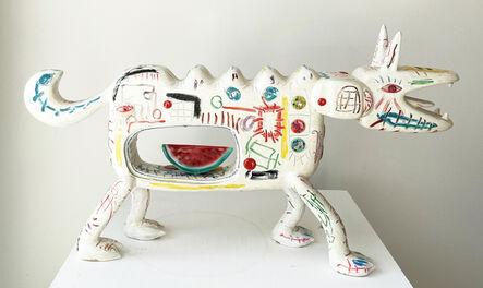Woolga Choi, 'White Fox', 2005