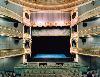 Candida Höfer, 'Théâtre de Montansier Versailles II', 2007