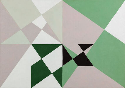 Natalie Dower, 'Root Rectangles no. 8', 2010