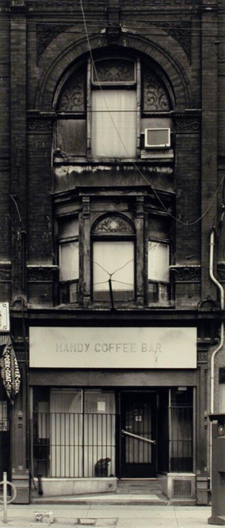 Volker Seding, 'Handy Coffee Bar, Queen St. E, Toronto', 2002
