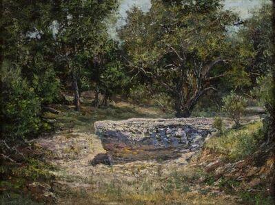 Jerry Malzahn, 'Rock Ledge, Spring Creek, Center Point, Texas', 2003