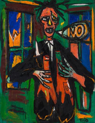 Rick Prol, 'No', 1982-3