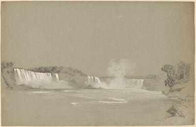 Régis François Gignoux, 'Niagara Falls'