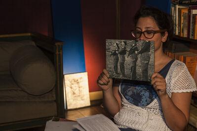 "Marwa Arsanios, '""Have You Ever Killed a Bear?"" or Becoming Jamila', 2012"