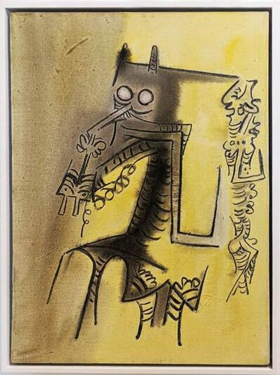 Wifredo Lam, 'Sans Titre', 1973