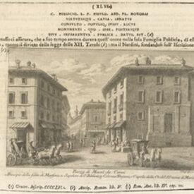 Giuseppe Vasi, '[Page 46, Volume 2]', 1747