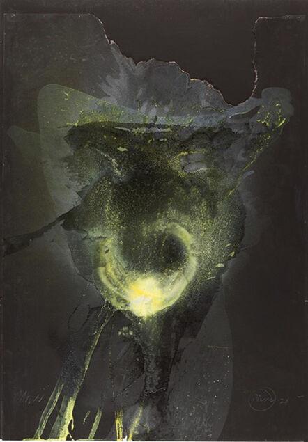 Otto Piene, 'Uhu', 1978