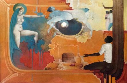 Celestin Faustin, 'Rens-moi ca Freda', 1980