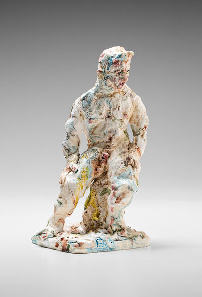 Stephen Benwell, 'Statue (seated)', 2015
