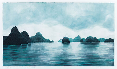 April Gornik, 'Halang Bay', 2004