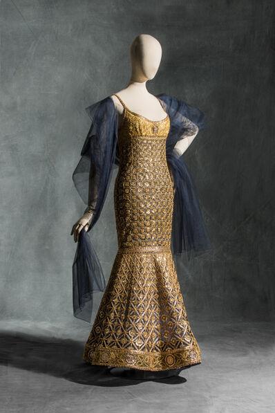 "Karl Lagerfeld, 'Karl Lagerfeld pour Chanel, Robe du soir ""Coromandel""', 1996"