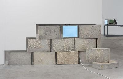 Liang Shaoji, 'Nature Series No.32/Wall', 1998