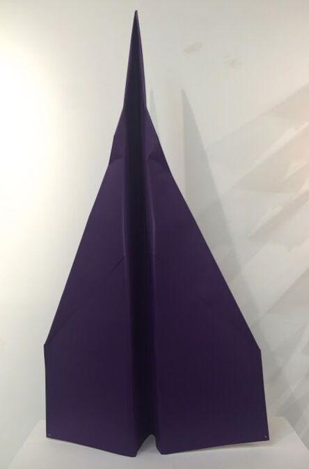 Blue and Joy, 'Paper Plane', 2015
